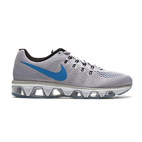 Nike Mens Air Max Tailwind 8 Running Shoe (10, Pure Platinum/Photo Blue-black) Review