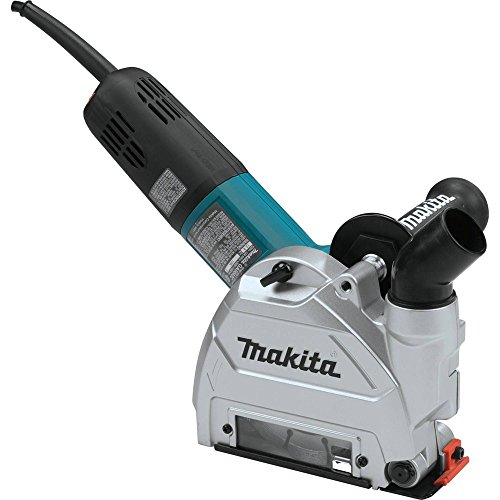 Makita GA5042CX1 5 inch SJII High-Power Angle Grinder with Tuck Point Guard