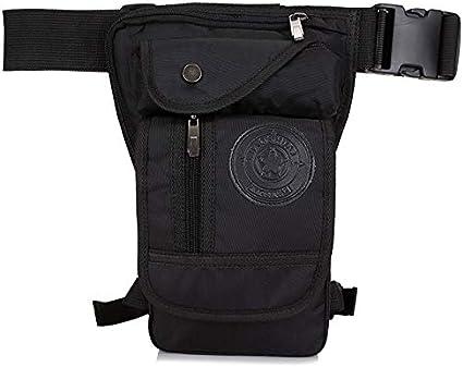 Waterproof Motorcycle Waist Leg Bag Outdoor Thigh Bum Belt Fanny Pack Pouch