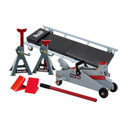 Pro Lift F 2332jsc Grey Black 6 Piece Garage In A Box