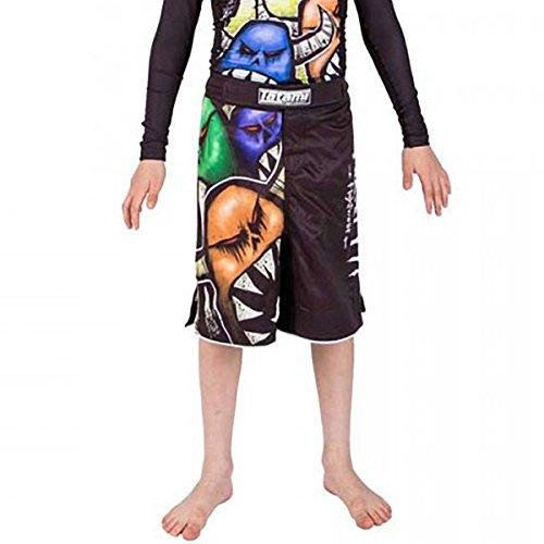 Tatami Kids Monsters Shorts - Black - Small