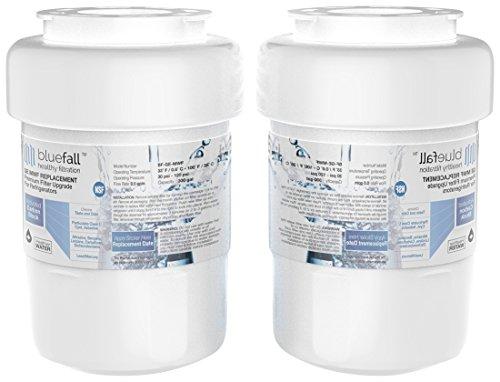Bluefall GE MWF Refrigerator Water Filter Smart Compatible Cartridge -  BLU LOGIC USA, BF-GE-MWF-PACK