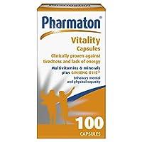 Cápsulas de Pharmaton Vitality 100 Caps