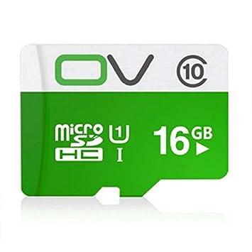 BephaMart OV 16 G Clase 10 Tarjeta SD Clase 10 TF Tarjeta ...
