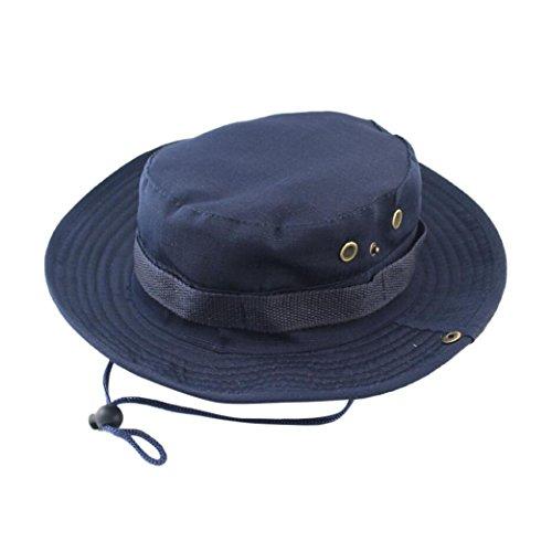 Aniywn Baseball Cap Hot Sale!Summer Outdoor Adjustable Cap Camouflage Foldable Hats Mens Fisherman Hat (Wyatt Mesh)