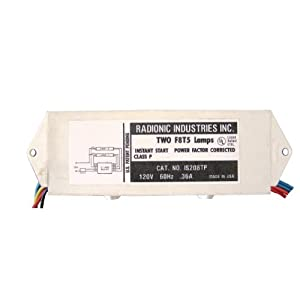 8-Watt T5 2-Lamp Normal Power Factor Magnetic Ballast-Radionic Hi Tech Inc.