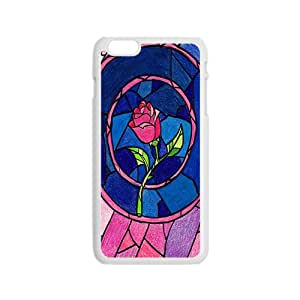 NICKER Unique beautiful pink flower Cell Phone Case for Iphone 6