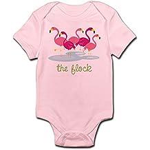 CafePress The Flock Infant Bodysuit - Cute Infant Bodysuit Baby Romper