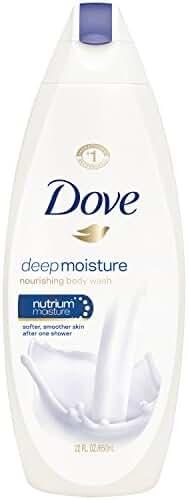Dove Body Wash, Deep Moisture 22 oz