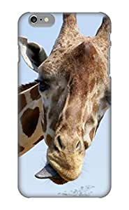 Blackducks Case Cover Protector Specially Made For Iphone 6 Plus Animal Giraffe Animal