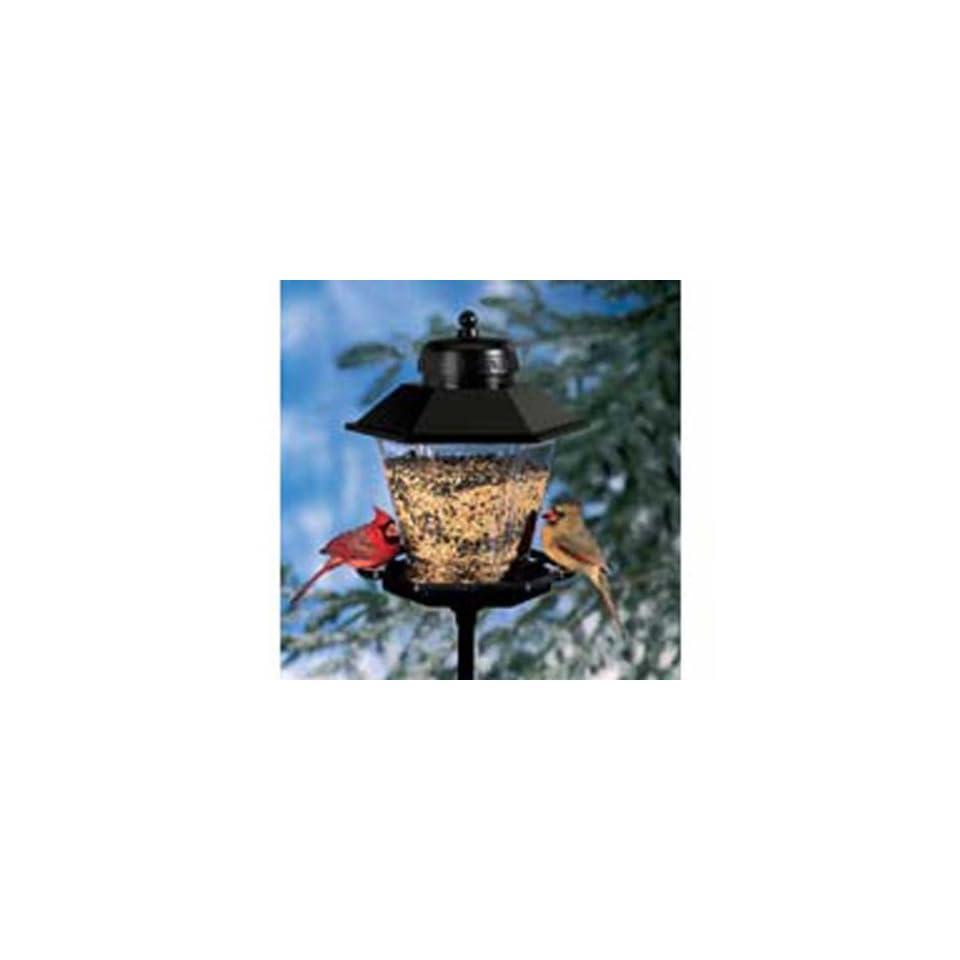 Coach Lamp Bird Feeder (Bird Feeders) (Seed Feeders