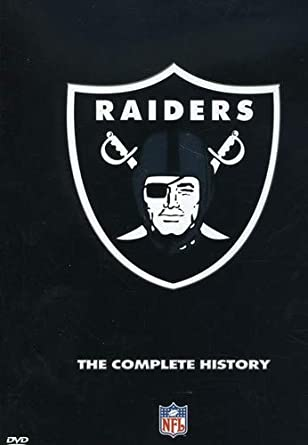Amazon Com Oakland Raiders The Complete History Nfl History Of