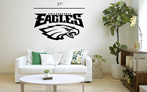Cheap  Philadelphia Eagles NFL Logo Football Sticker Vinyl Decal Wall Decor Room Garage..