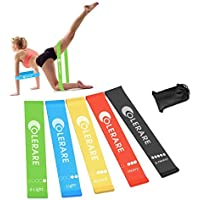 Colerare Resistance Loop Exercise Bands for Home Fitness,...