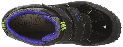 Superfit Sport4 - Zapatillas Niños Negro - negro (negro KOMBI 02)