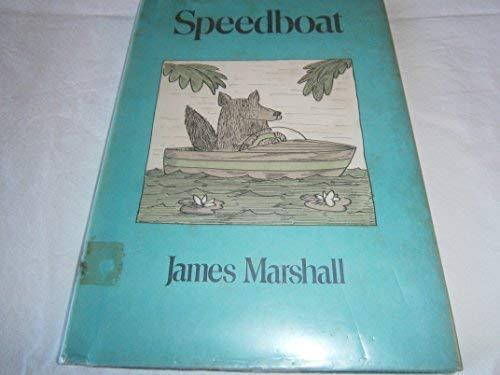 Speedboat James Marshall product image
