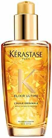 Kerastase Elixir Ultime L'Huile Original Beautifying Hair Oil 3.4 Ounce