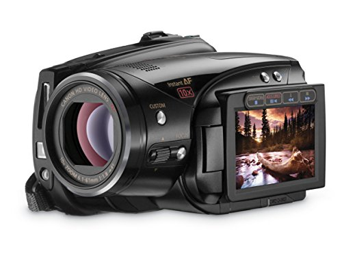 - Canon VIXIA HV40 High Definition Camcorder (Renewed)