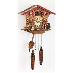 Quartz Cuckoo Clock Swiss house