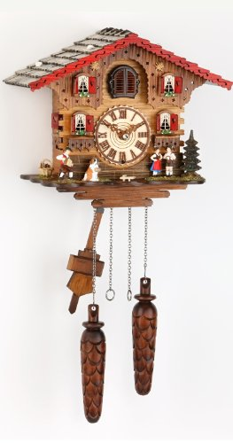- Trenkle Quartz Cuckoo Clock Swiss House