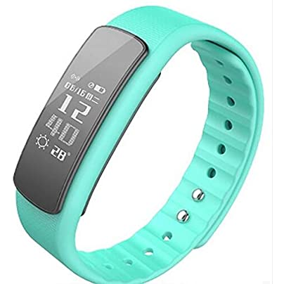 Smart bracelet LL-Smart Wristband Heart Rate Monitor IP67 Waterproof Fitness Tracker for Android iOS Estimated Price £53.00 -