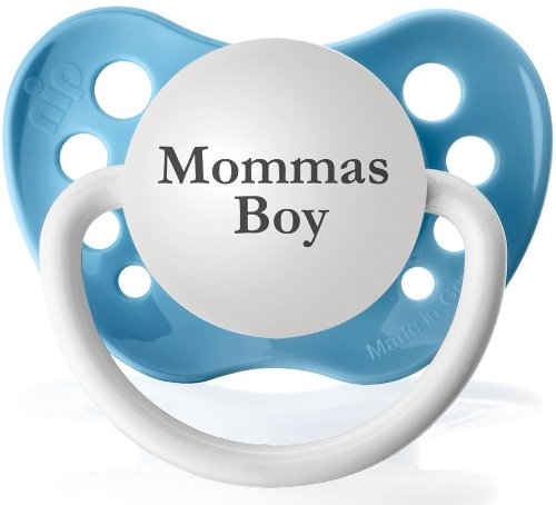 Momma's Boy - Expression Pacifier