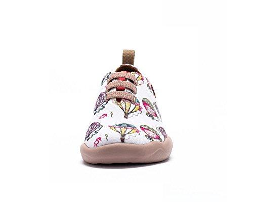 Chaussures Età Berceau Toiles Uin Mode De Enfant Enfant La Casual Pour petit Blanc xwdq5AgAX