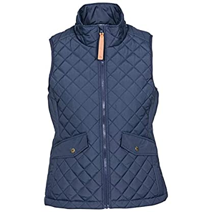Trespass Larisa Womens Gilet Padded Bodywarmer 1
