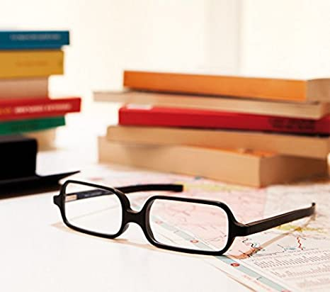 1e8869a88da7 Moleskine Reading Glasses - Black Diopter +1.5  Moleskine  Amazon.co.uk   Office Products