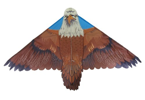 In the Breeze Bald Eagle Kite, 66-Inch