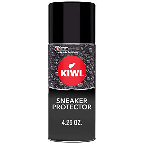 KIWI Sneaker Protector Shoe Care Product, black, Pack - 1 (Protector Polish Shoe And)