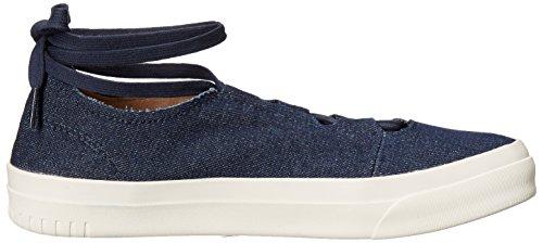 Steven By Steve Madden Vrouwen Vipar Fashion Sneaker Denim Fabric