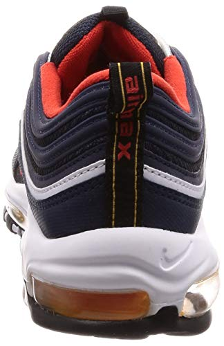 Ginnastica midnight Navy Uomo Scarpe Air Red 403 Multicolore Basse black 97 white habanero Da Max Nike vxwz0HqXx