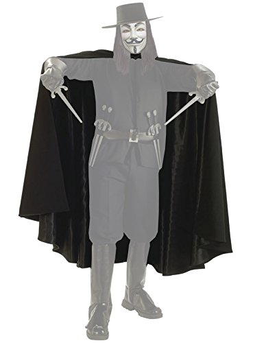 Rubie's Costume Co Dlx. V For Vendetta Cape Costume