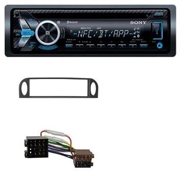 Sony CD MP3 USB Bluetooth Car Stereo AUX for Citroen C5: Amazon co