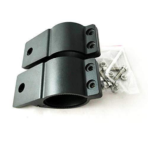 Mcottage 1 Paar 49-54mm LED Stange Rolle Bull Halterung Klemmen f/ür Offroad Arbeits Licht
