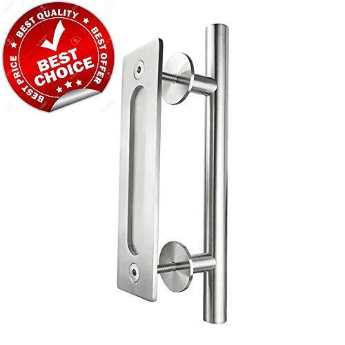 Flush Steel Door - 2