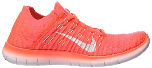 Laufschuhe Weiß Crimson Free Orange Hyper Damen Rn Total Pink Orange Nike Flyknit Blast 7HI4xTq