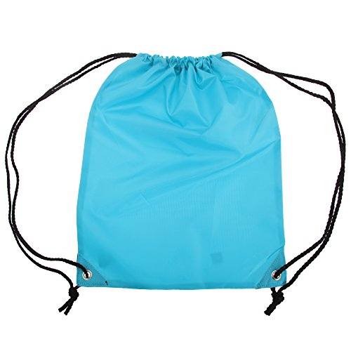 Blue Drawstring Plain Light 13 Bag Stafford Tote Litres Shugon ZPwfgf