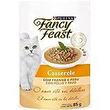 NESTLÉ PURINA FANCY FEAST Ração Úmida para Gatos Casserole Frango & Peru 85g
