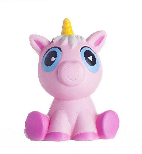 AILIMY Squishies Slow Rising Kawaii Scented Soft Jumbo Pink Giant Unicorn Animal Squishy Food Toy Child Party Supplies