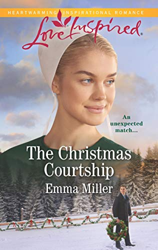 The Christmas Courtship (Love Inspired) (Delaware Store Christmas)