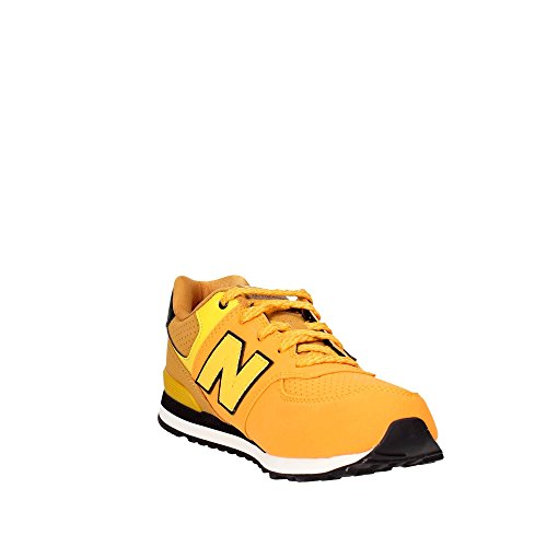 New Balance KV996EIY Zapatillas de Deporte Bajas Boy Giallo/nero