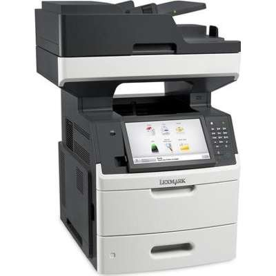 Lexmark 24T7320 MX711dhe Multifunction Mono Laser Printer Printer/Scanner/Copier/Fax