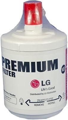 LG Electronics ADQ72910901 - Filtro de agua de repuesto: Amazon.es ...
