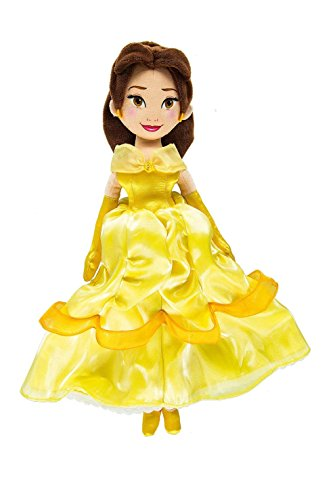 Disney Parks Beautiful Belle from Beauty and the Beast 20 inch Plush ()