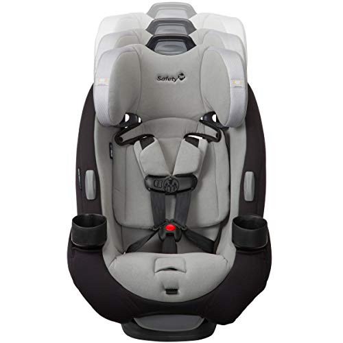 Onyx Crush Safety 1st Grow and Go EX Air 3-in-1 Convertible Car Seat