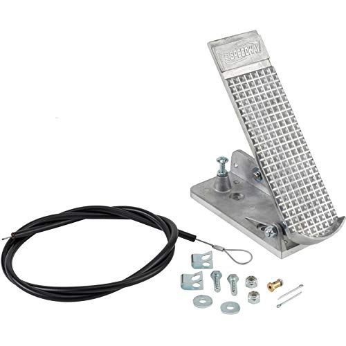 Cast Aluminum Accelerator Throttle Pedal Assembly ()