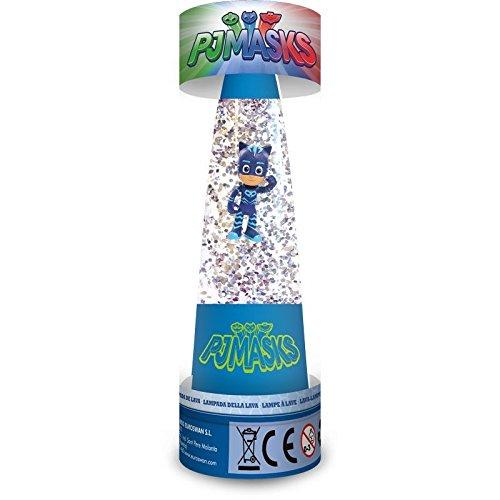 Disney Purpurina – PJ Masks lámpara, pj17008