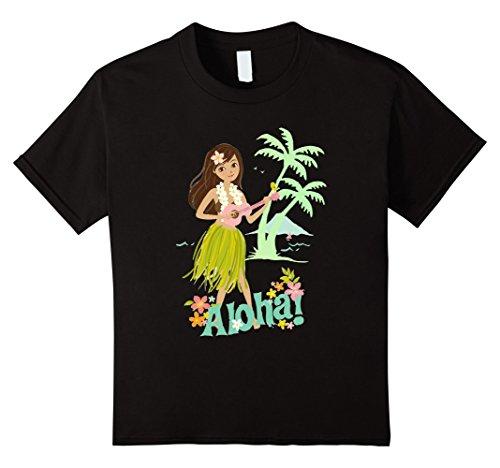 Hula Girl Shirt - 8